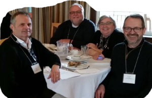 "Connecting Conversations:  THE ARRIVAL ""Our Bishops on Advent"" @ Multiple locations. Please see below"